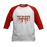 No Blood for Oil Kids Baseball Jersey