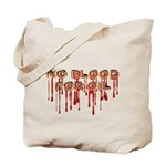 No Blood for Oil Tote Bag