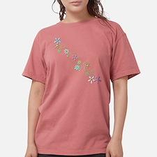 Flowers-transparent-tee T-Shirt