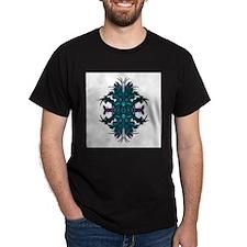 fantasy tattoo aqua T-Shirt