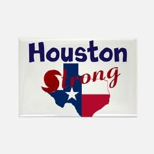 Houston Strong Hurrican Rectangle Magnet