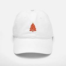 Bacon Christmas Tree Baseball Baseball Cap