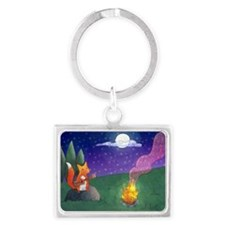 The Fox Keychains