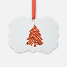 Bacon Christmas Tree Ornament