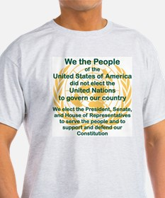 WE THE PEOPLE OF THE UNITED STATES OF AMERICA T-Sh