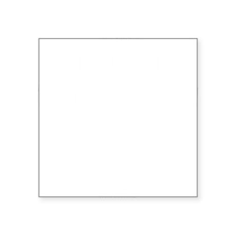 """Bring Love Square Sticker 3"""" x 3"""""""
