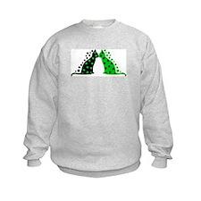 Irish Cats Sweatshirt