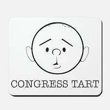 Karl Pilkington Congress Tart Mousepad