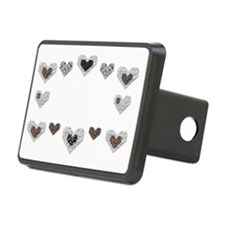 Autism With Heart Hitch Cover
