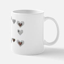 Autism With Heart Mug