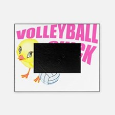 Volleyball Chick Picture Frame