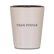 Team Stefan Shot Glass
