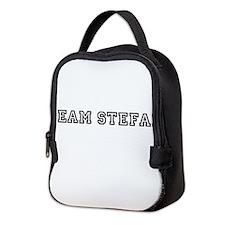 Team Stefan Neoprene Lunch Bag