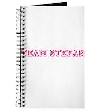 Team Stefan Journal