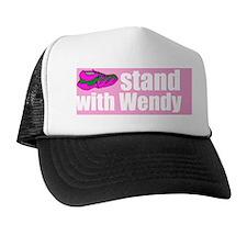 standwithwendycard Trucker Hat