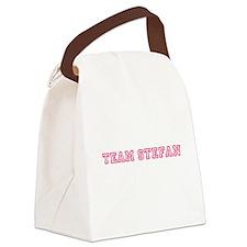 Team Stefan Canvas Lunch Bag
