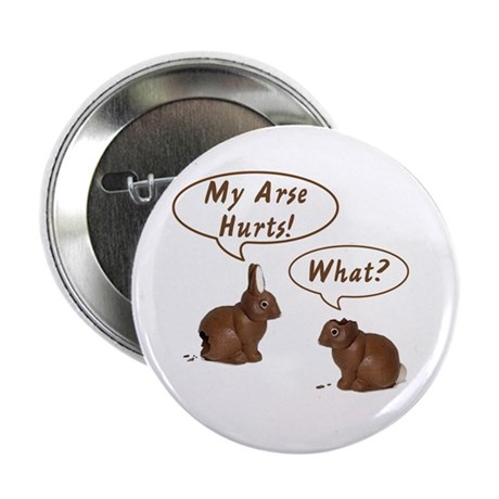 The Chocolate Bunny Button
