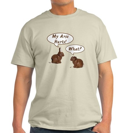 The Chocolate Bunny Light T-Shirt