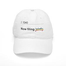 Married, Filing Jointly--Mug Baseball Cap