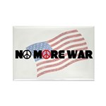 Anti War Rectangle Magnets (10 pk)