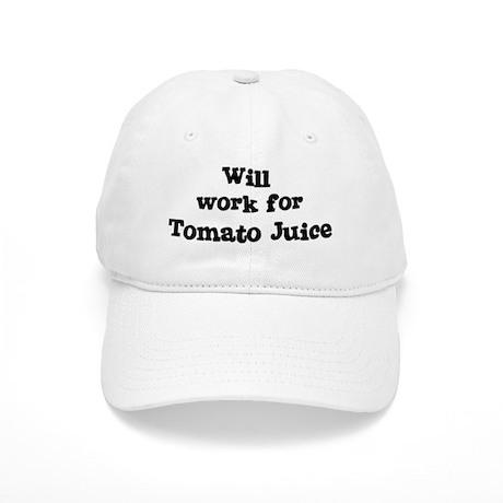 Will work for Tomato Juice Cap