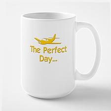pilot airplane flying Mugs