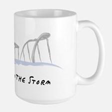 Stronger Than The Storm Large Mug