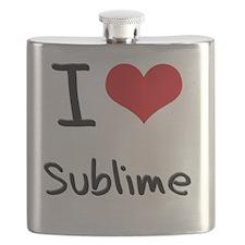 I love Sublime Flask