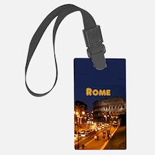 Rome_2.5x3.5_Ornament(Oval)_Colo Luggage Tag