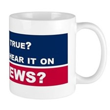 Fox News Small Small Mug