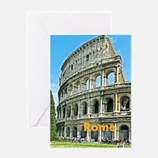 Rome_7.355x9.45_iPadCase_Colosseum Greeting Card