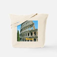 Rome_7.355x9.45_iPadCase_Colosseum Tote Bag