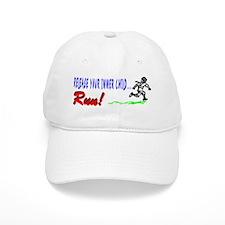 Release Your Inner Child...RUN! Baseball Cap