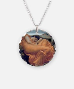 Flamimg June Necklace