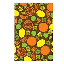 A Splash of Citrus Postcards (Package of 8)