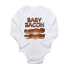 Baby Bacon Body Suit
