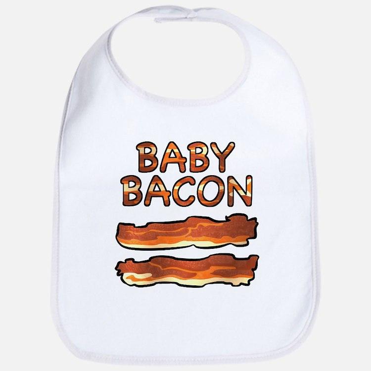 Baby Bacon Bib