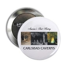 """Carlsbad Caverns Americasbe 2.25"""" Button (10 pack)"""