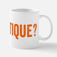 Où est mon domestique? Mug
