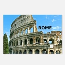 Rome_12x12_v2_Colosseum Postcards (Package of 8)