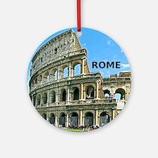 Rome_12x12_v2_Colosseum Round Ornament