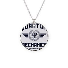 Quantum Mechanics Necklace