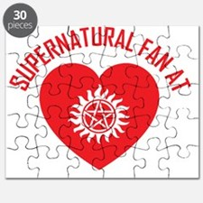 13 Supernatural Fan CP Puzzle