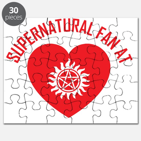 13 Supernatural Fan CP Puzzle