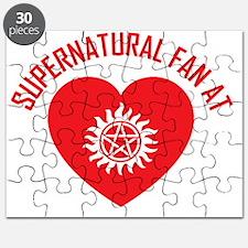 15 Supernatural Fan CP Puzzle