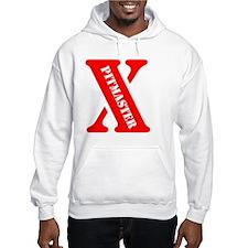 Red X Hoodie