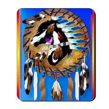 Spiritual Horse Mousepad