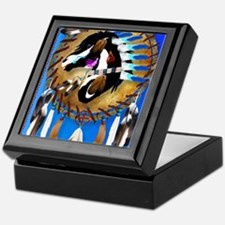 Spiritual Horse Keepsake Box