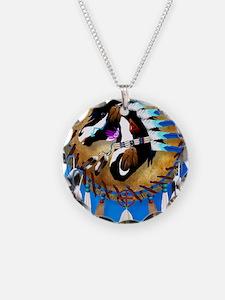 Spiritual Horse Necklace