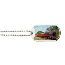 Vintage Steam Engine Dog Tags